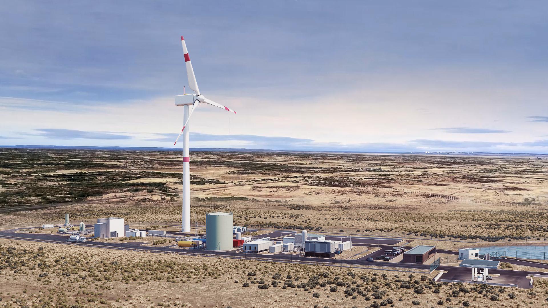 Porsche e Siemens costruiscono un impianto per la produzione di e-fuel in Cile